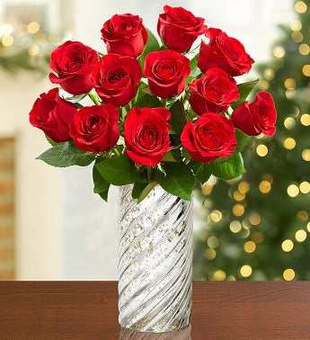 Red Roses, 12 Stems