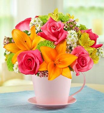 Caf� Bouquet�