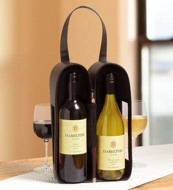 Merlot & Chardonnay Executive's Choice Wine Tote