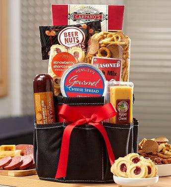 Handyman Dad's Tool Bucket Snack Set