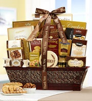 Taste of Tradition Thank You Gift Basket