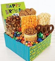 The Popcorn Factory� Happy Birthday Sampler