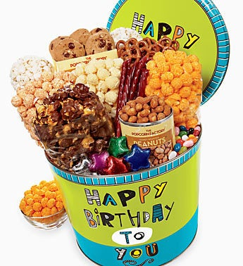 The Popcorn Factory� Birthday Asst