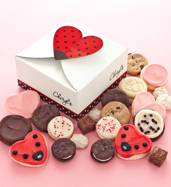 Cheryl's Ladybug Box Treats