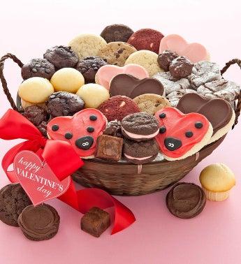 Cheryl's Valentine Gift Basket