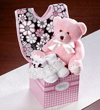 Stephan Baby It's a Girl! Gift Set