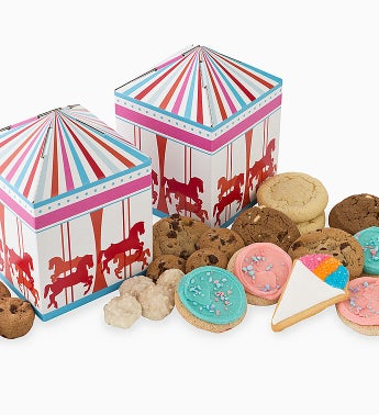 Cheryl's Carousel Tent Gift Box
