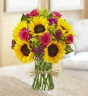 Sunflower Lovers Bouquet?