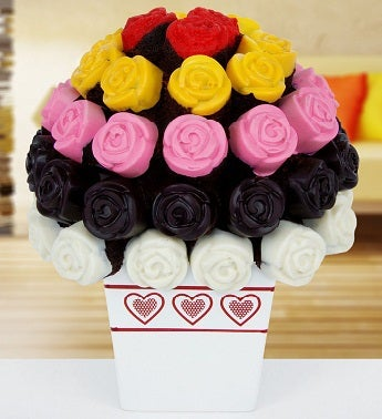 Colourful Tastes Cake Bouquet