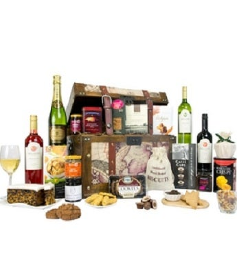 Captain Cook Luxury Hamper