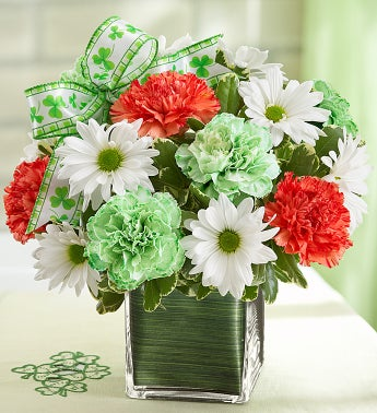 Irish Pride Bouquet?
