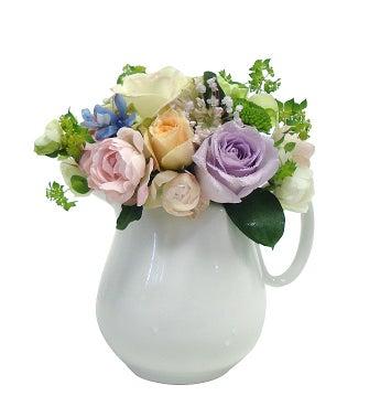 Flowers Jar