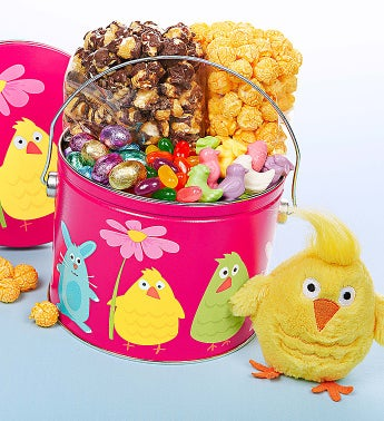 The Popcorn Factory� Easter Friends Fun Pail