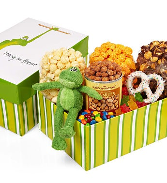 The Popcorn Factory� Hang In There Deluxe Sampler
