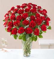 Ultimate Elegance?  Premium Long Stem Red Roses