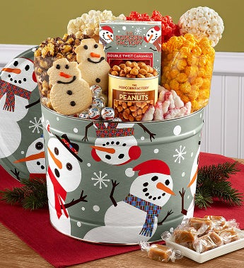 The Popcorn Factory� Showtime Snack Assortment