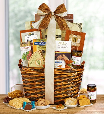 Abundant Gourmet Gift Basket