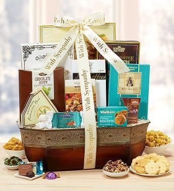 Care & Concern Sympathy Gift Basket