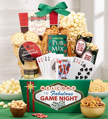 Best Poker Night Gift Basket
