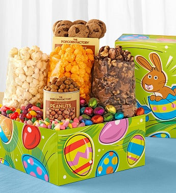 Popcorn Eggceptional Sampler Box