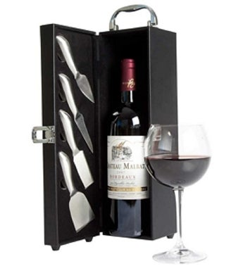 Bordeaux and Cheese Knives