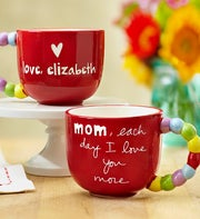 Personalized Mom's Love Mug