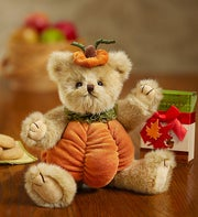 Bearington� Pumpkin Bear with Cookies