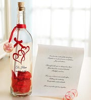 Personalized Message in a Bottle® Anniversary