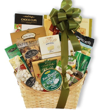 The Gourmet Encore Basket