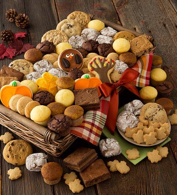 Cheryl's Autumn Snack Basket