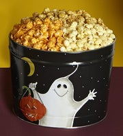 Popcorn Factory Giant Boo 3Way Popcorn Tin