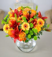 Tequila Sunrise Bouquet