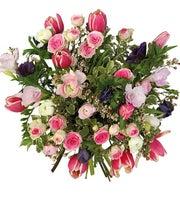 Colored Flower Bouquet