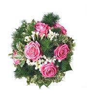 Bouquet of Fuchsia Roses