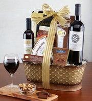 Toast & Celebrate Wine Gift Basket