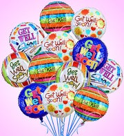 Air-Rangement� - Get Well Mylar Balloons