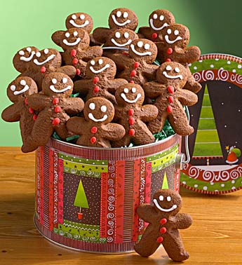 The Popcorn Factory Gingerbread Cookies