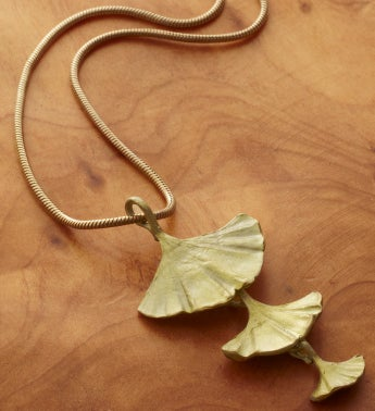 Gingko Jewelry Collection