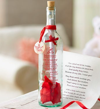 Message In A Bottle � Bear Hugs