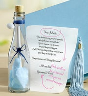Personalized Message in a Bottle� Graduation