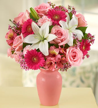 Sentimental Surprise Mother's Day Bouquet for $69.99 at 1800flowers.com