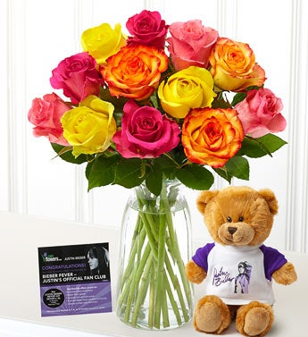 Bieber Fever Bouquet