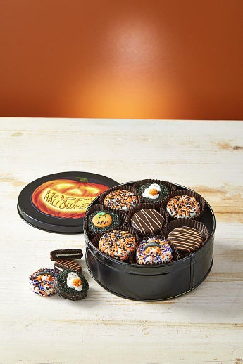 Halloween Belgian Chocolate Covered Oreo� Cookies