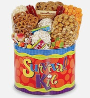 Survival Tin by The Popcorn Factory�