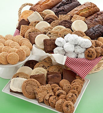 Mrs. Beasley?s Ultimate Dessert Gift Basket