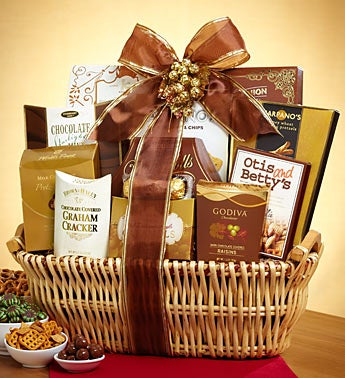 Simply Supreme Gourmet Gift Basket