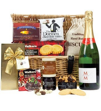 Bountiful Treats Gift Basket