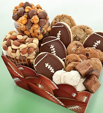 Cheryl?s Football Snack Box