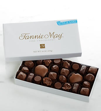 Fannie May� No Sugar Added Assortment