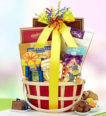 Great Big Birthday Bash Gift Basket